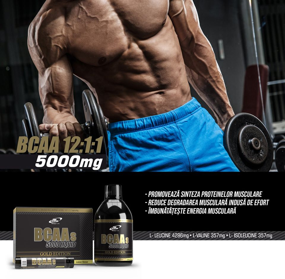 BCAA-Pro Nutrition