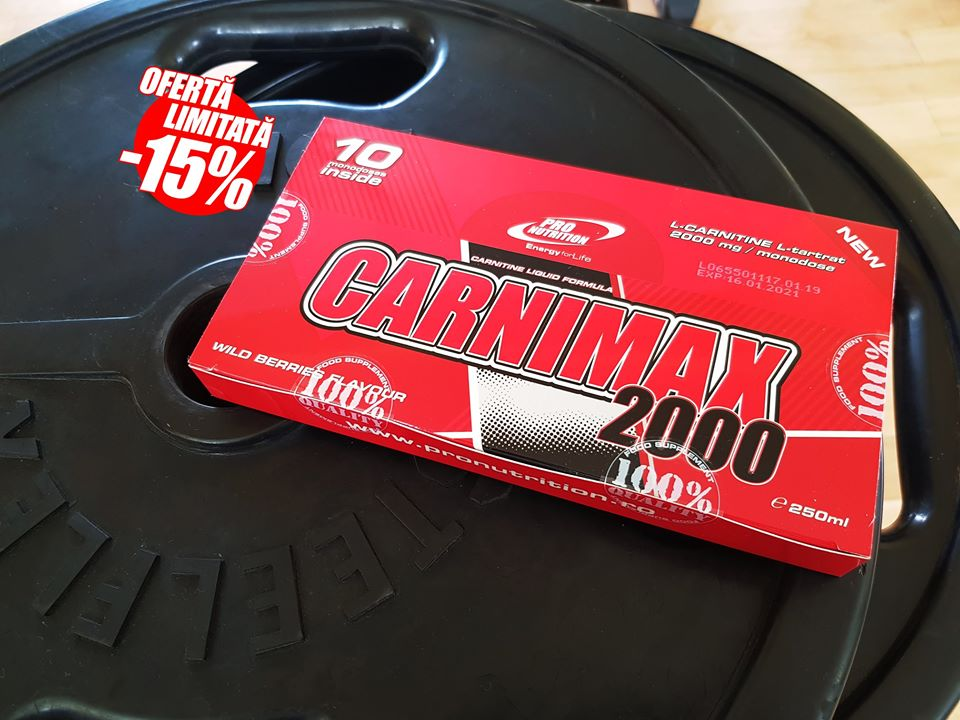 CARNIMAX - Pro Nutrition